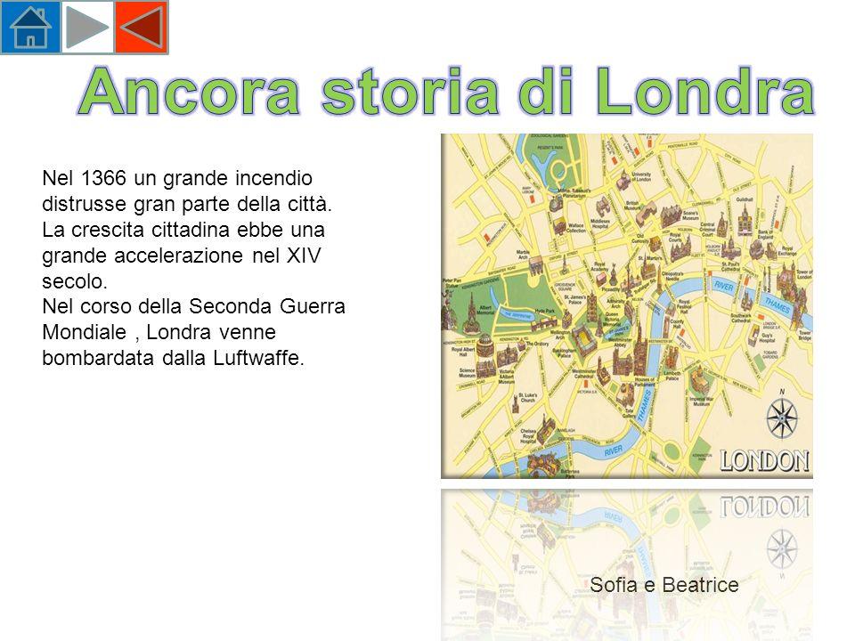 Ancora storia di Londra