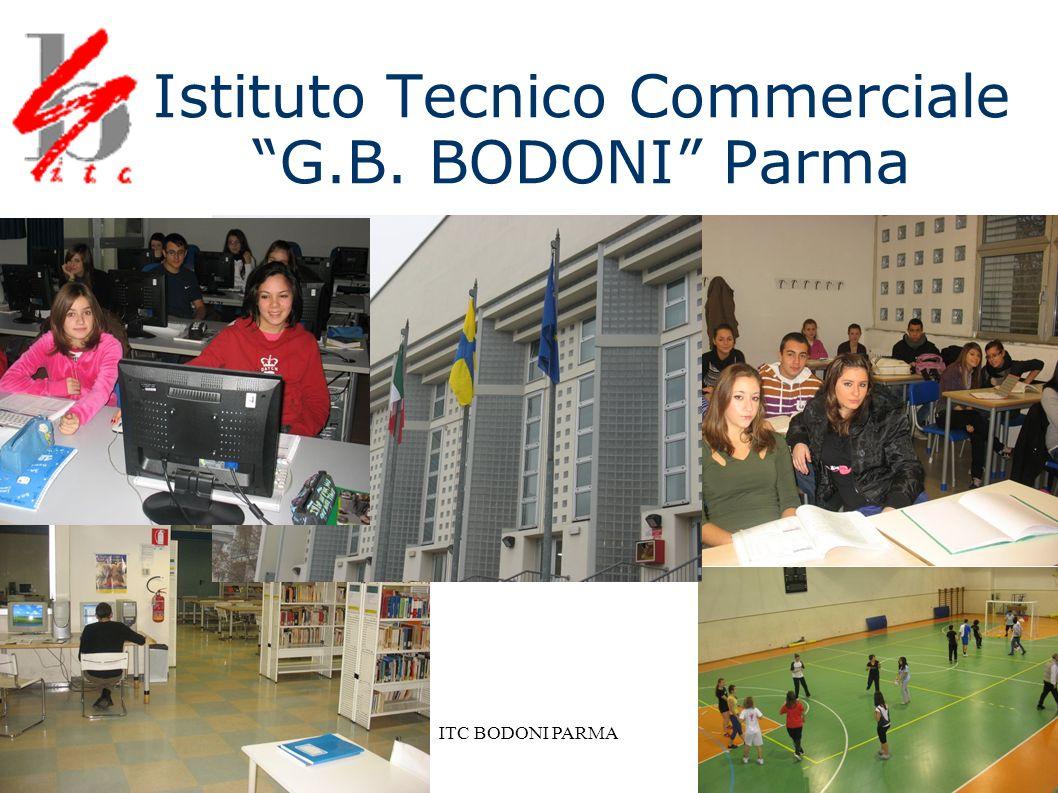Istituto Tecnico Commerciale G.B. BODONI Parma