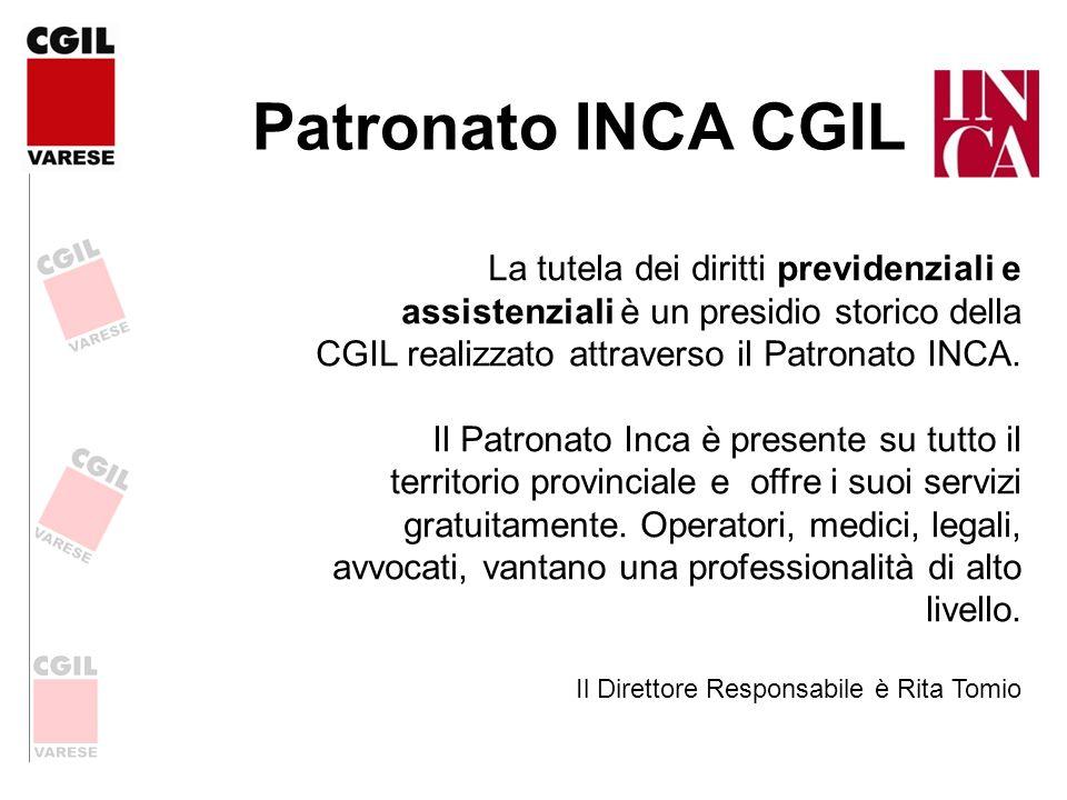 Patronato INCA CGIL