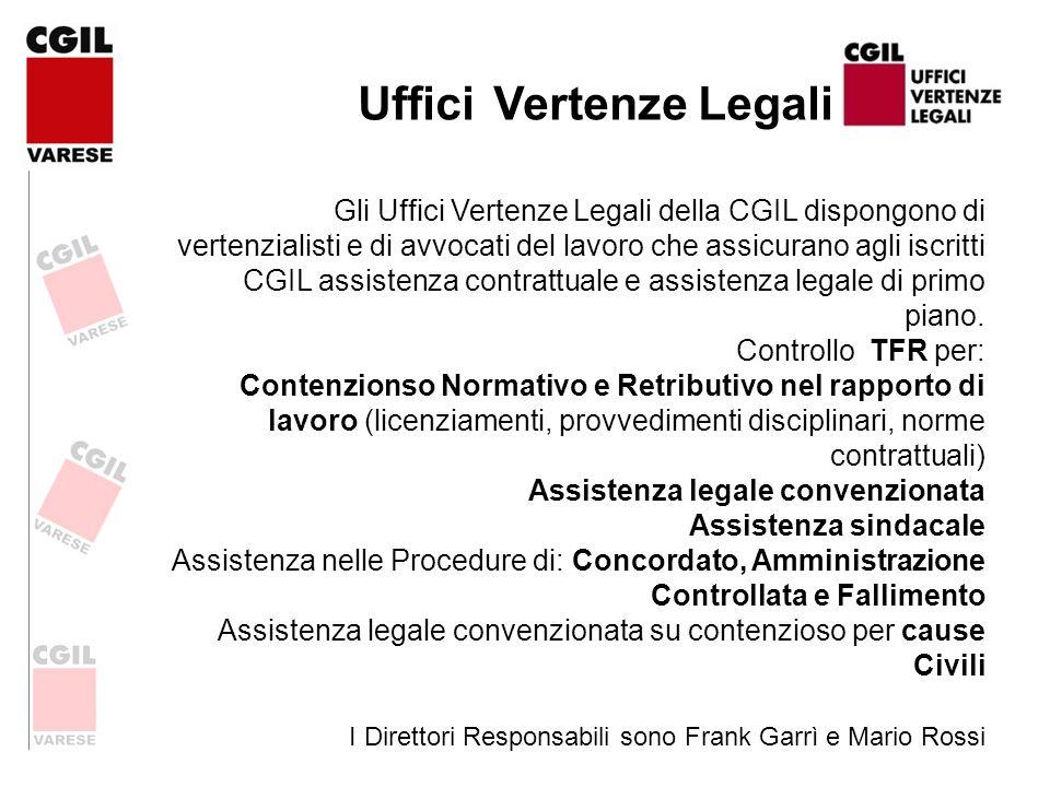 Uffici Vertenze Legali
