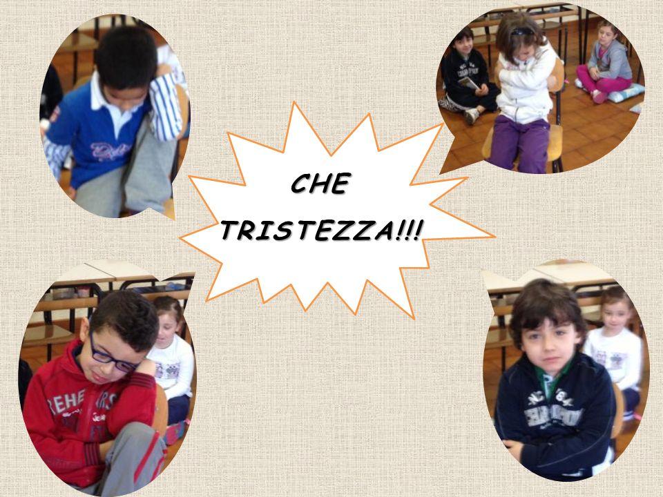 CHE TRISTEZZA!!!