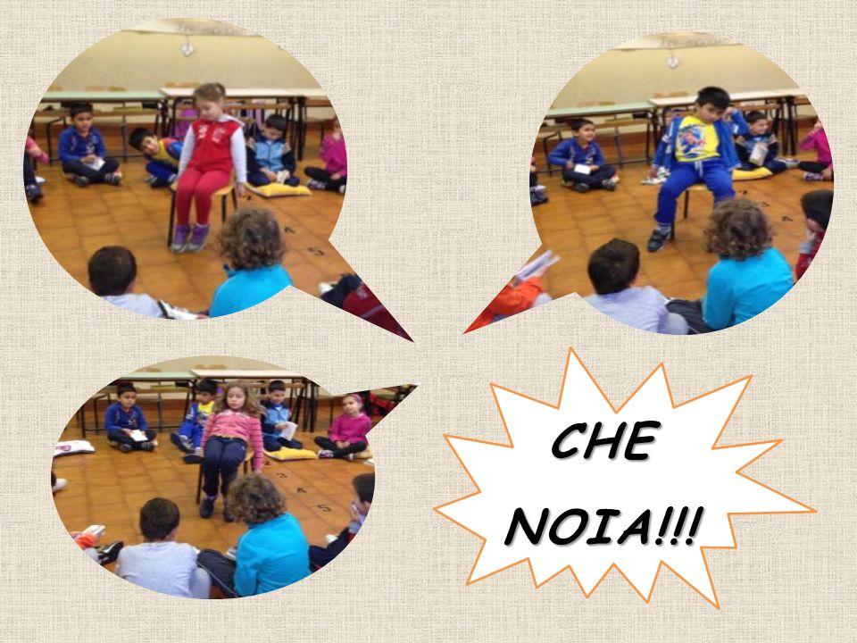 CHE NOIA!!!