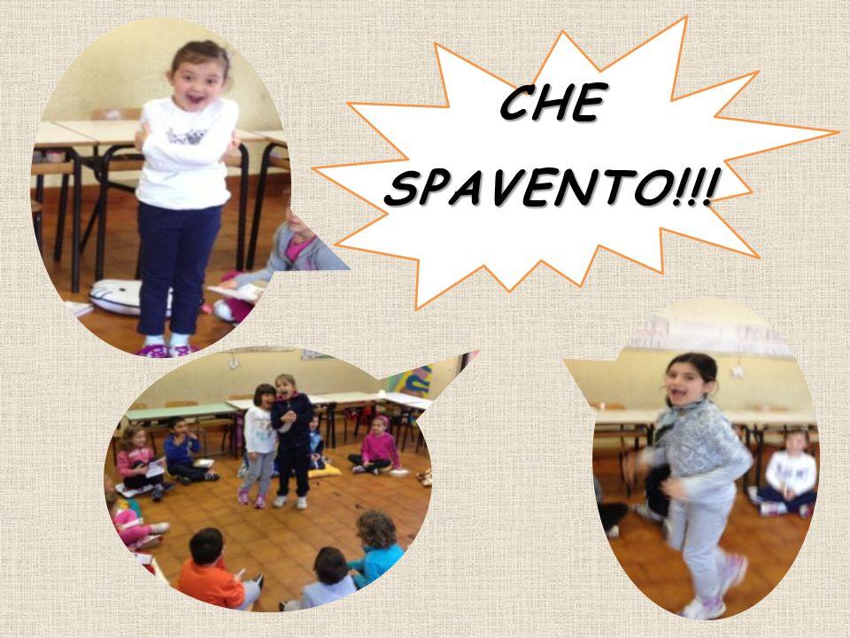 CHE SPAVENTO!!!