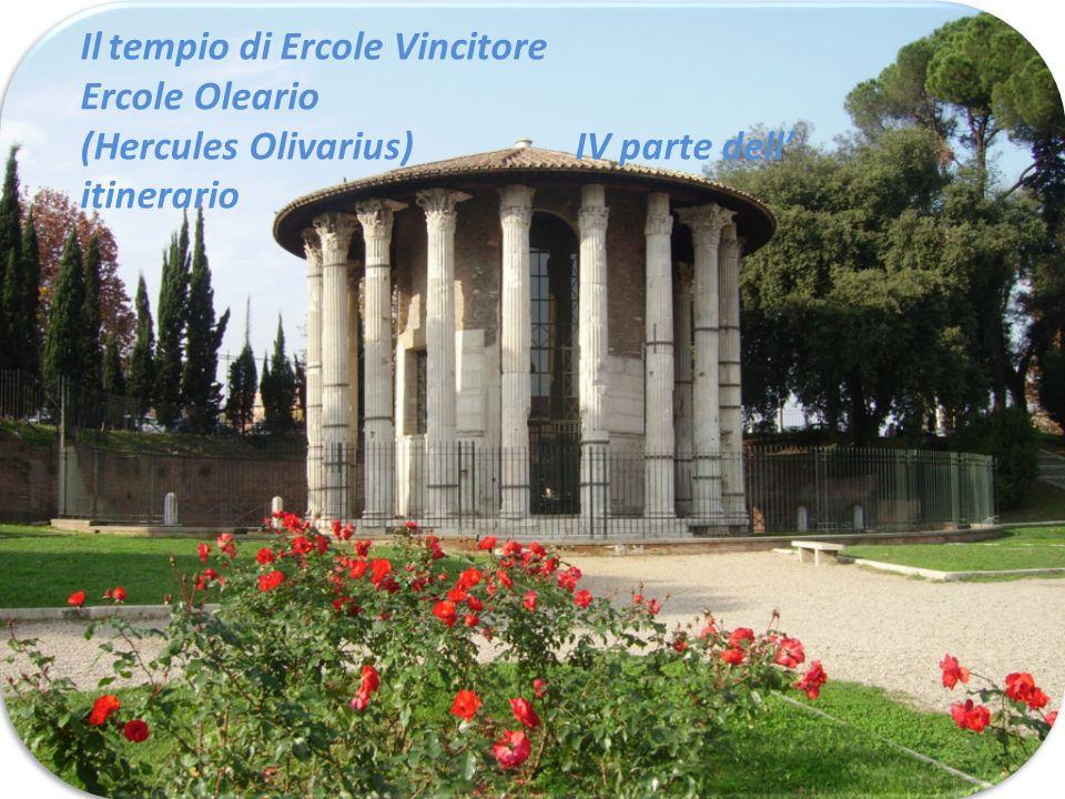 Il tempio di Ercole Vincitore
