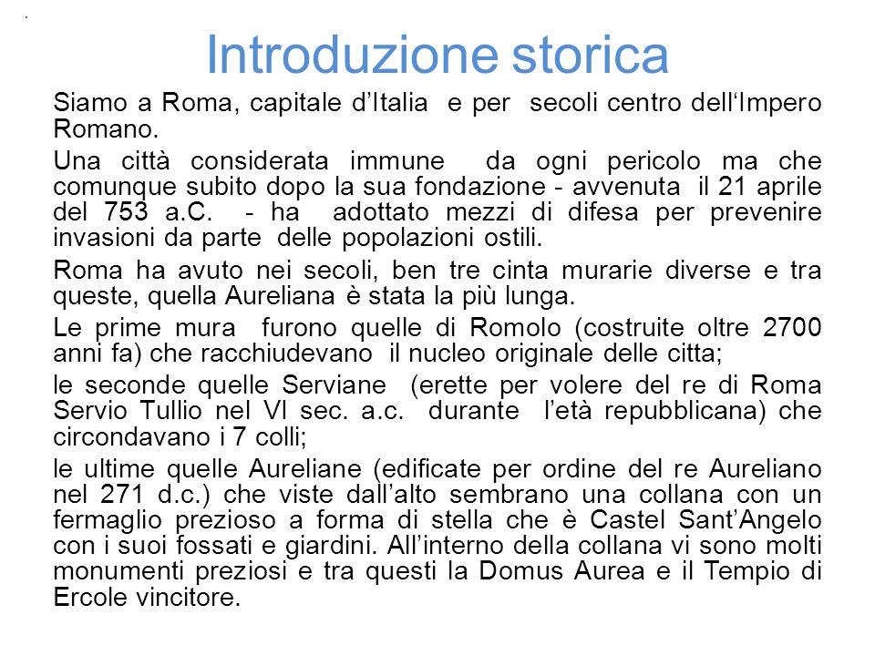 . Introduzione storica.
