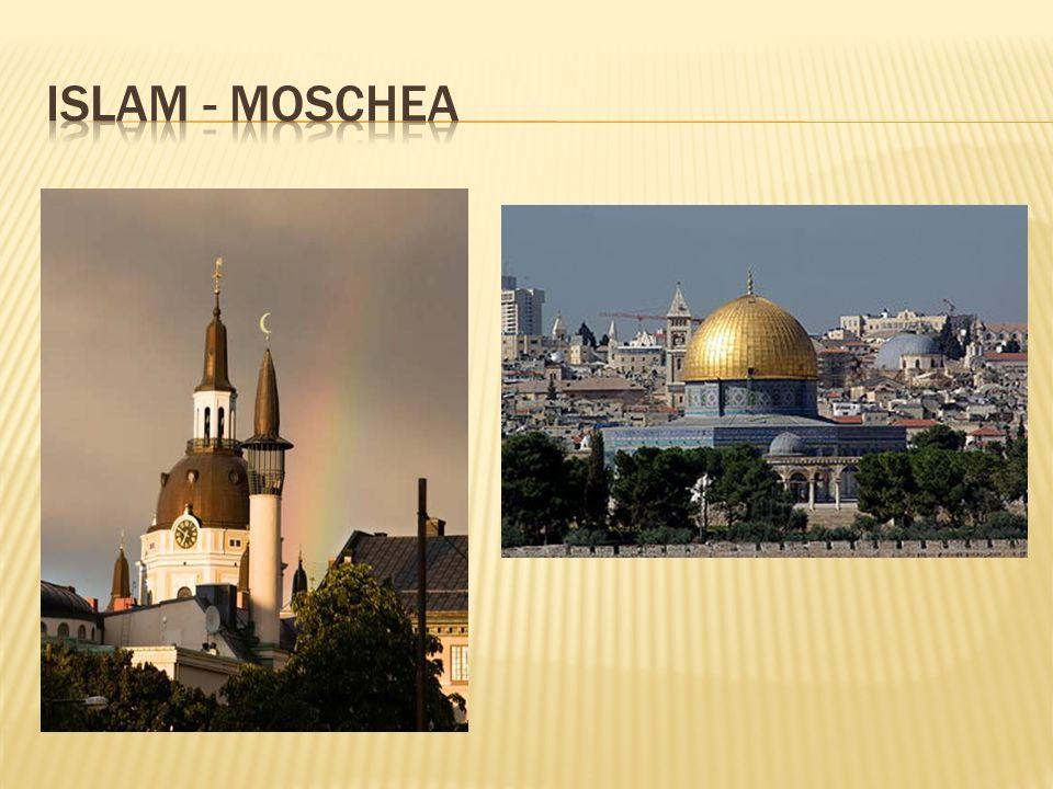 Islam - moschea