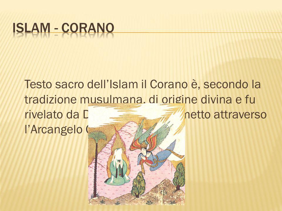 Islam - corano