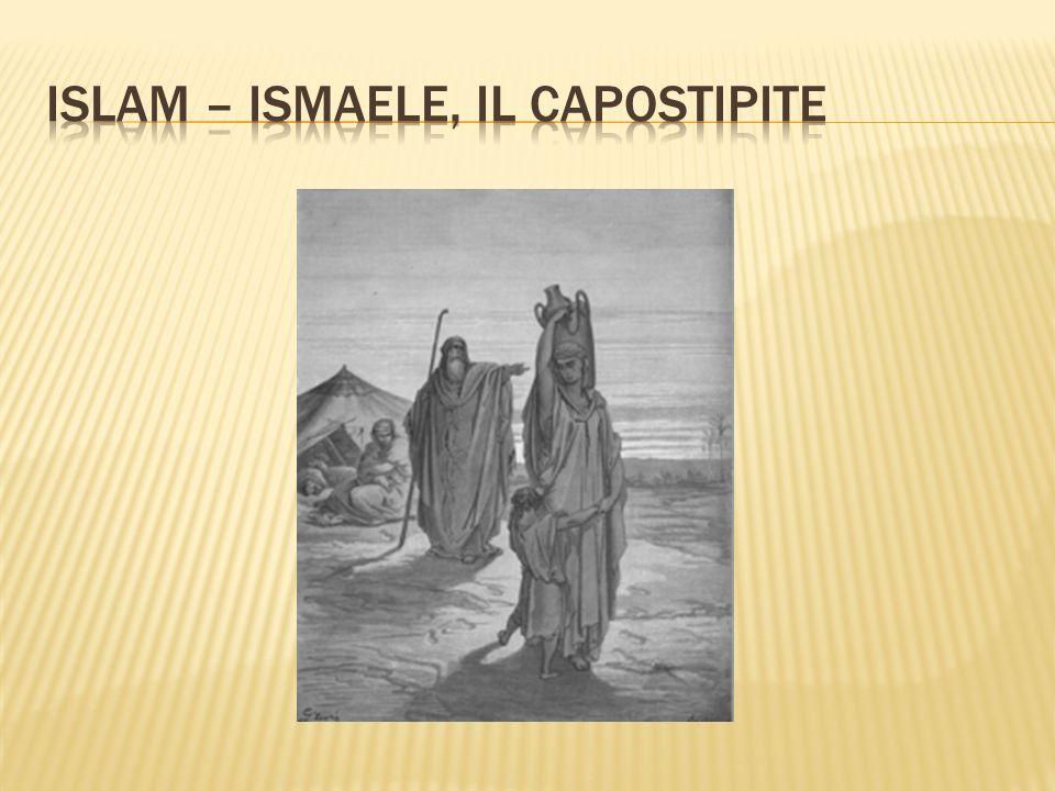 ISLAM – ISMAELE, IL CAPOSTIPITE