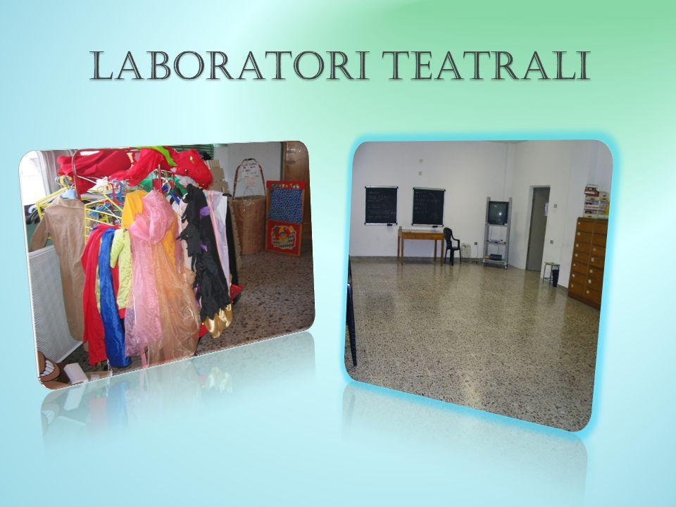 Laboratori teatralI