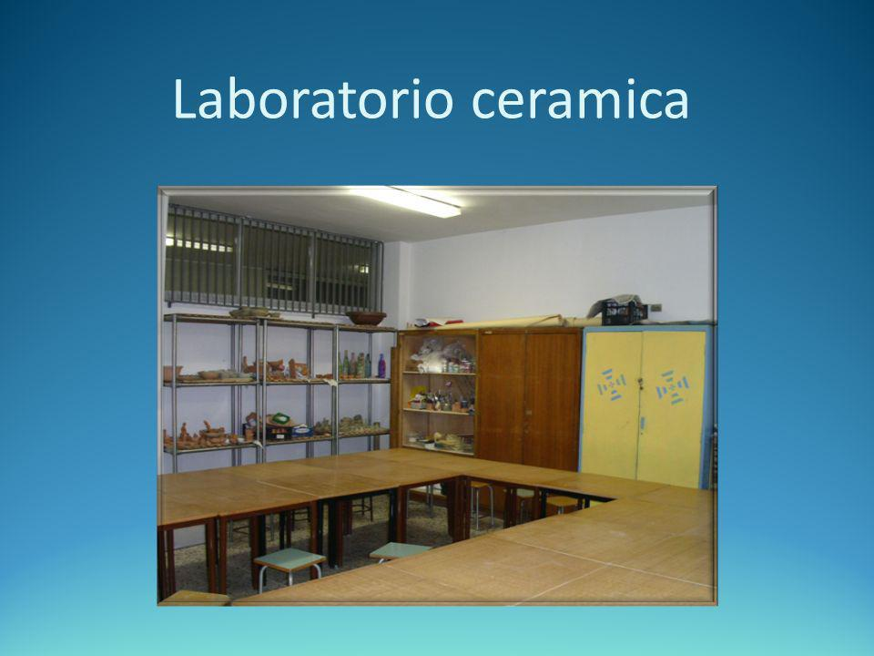 Laboratorio ceramica