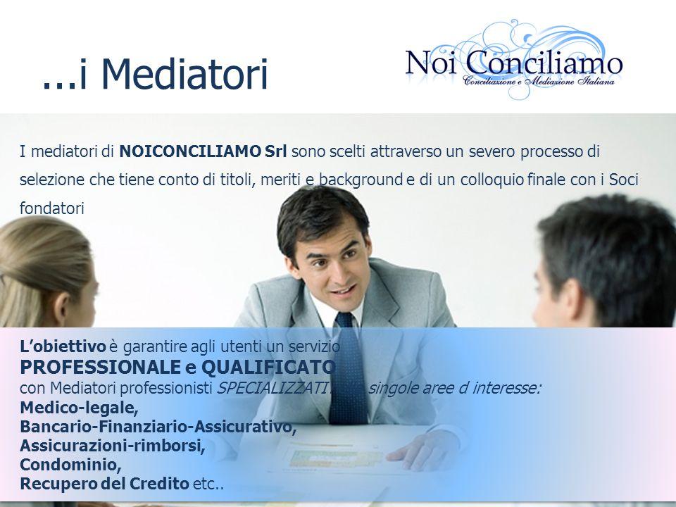 ...i Mediatori