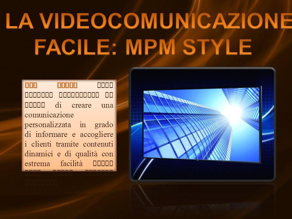 LA VIDEOCOMUNICAZIONE