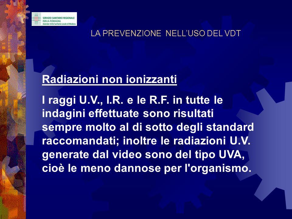 Radiazioni non ionizzanti