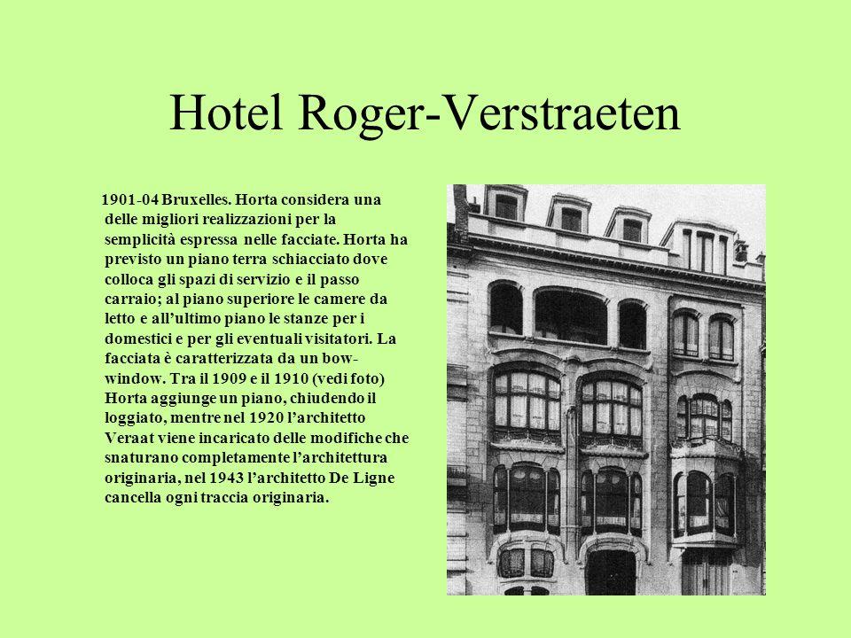 Hotel Roger-Verstraeten