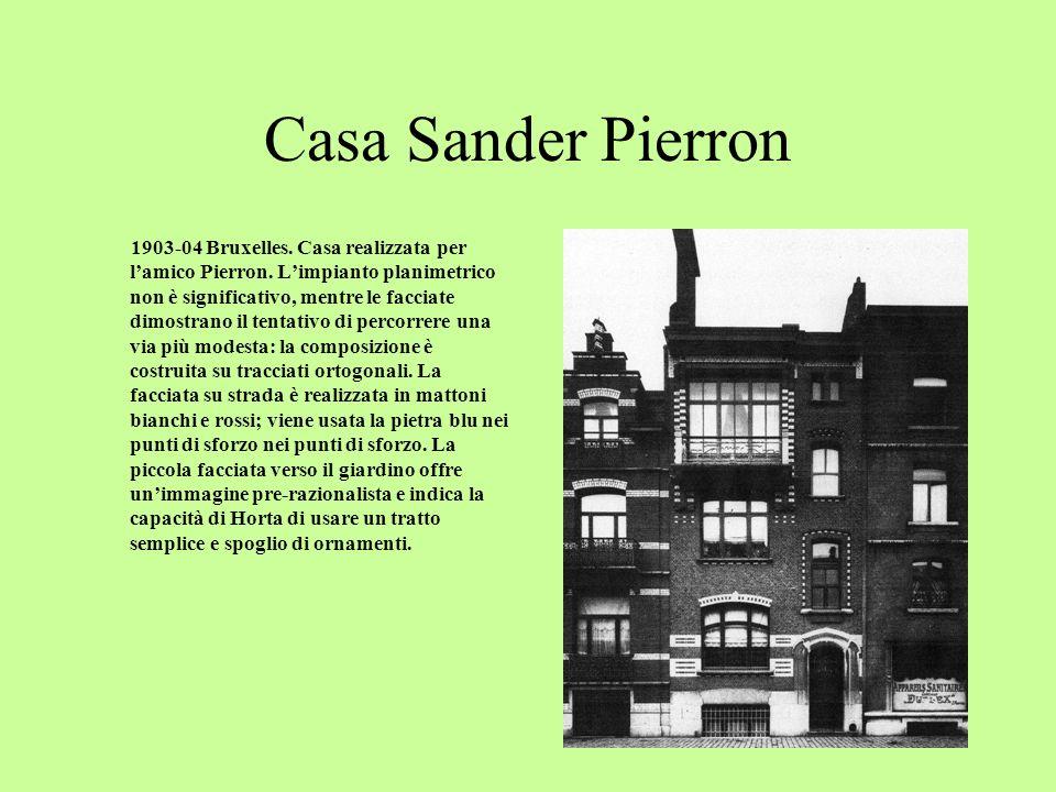 Casa Sander Pierron