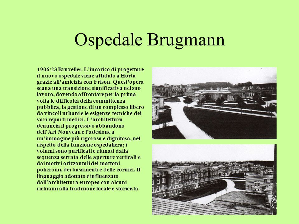 Ospedale Brugmann