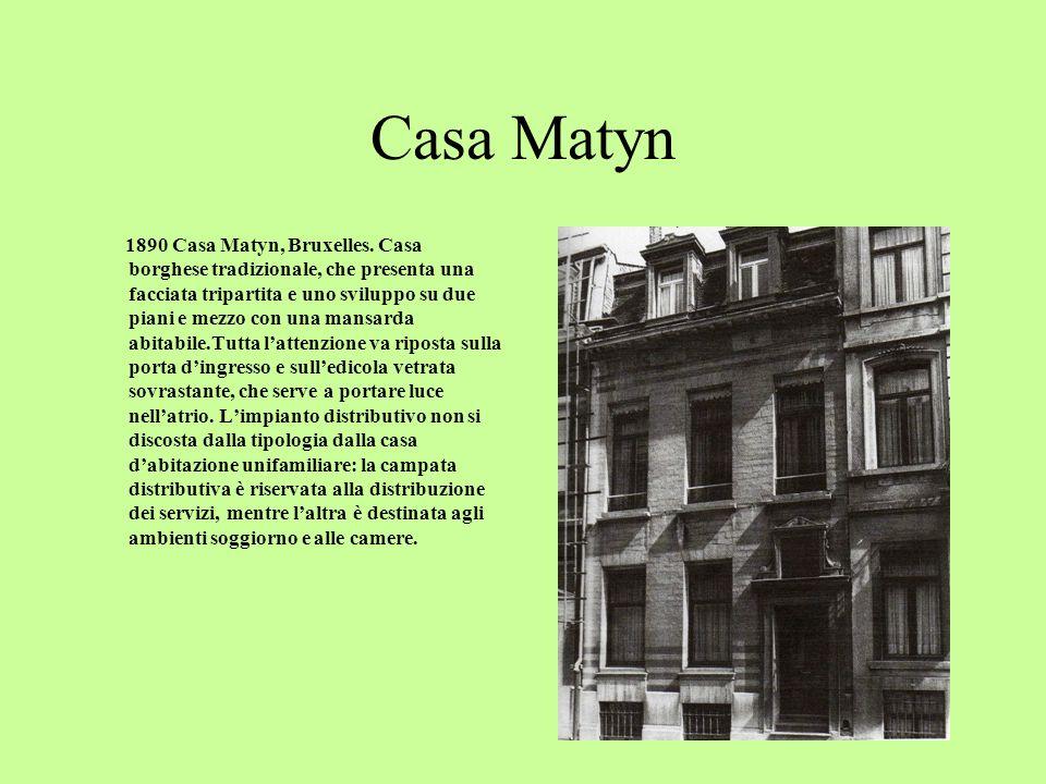 Casa Matyn