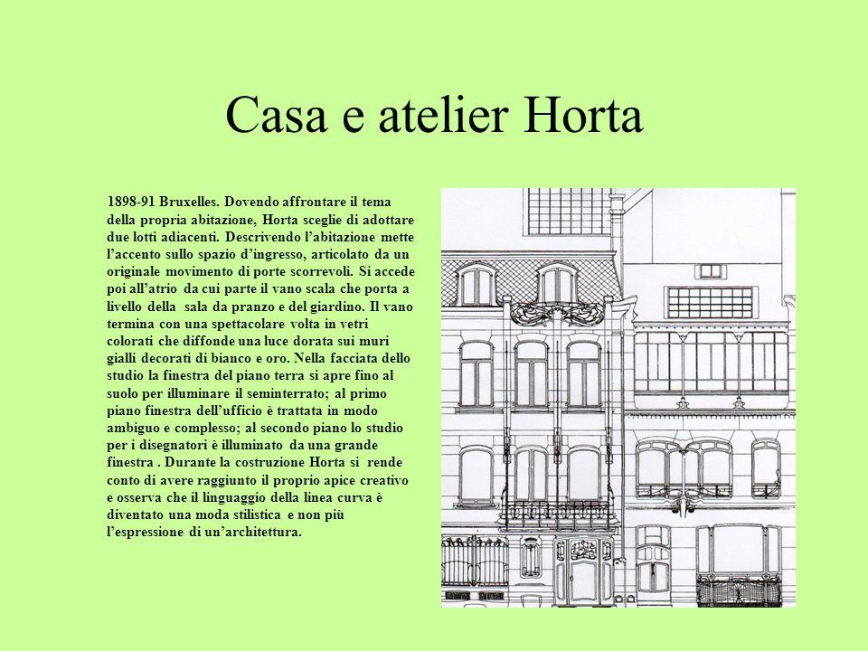 Casa e atelier Horta