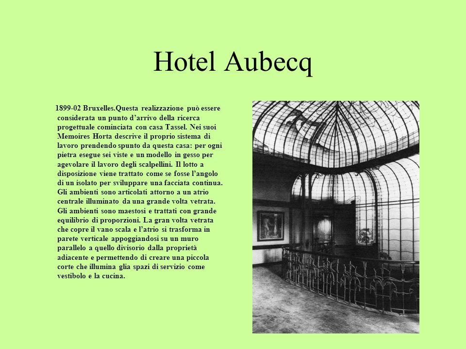 Hotel Aubecq