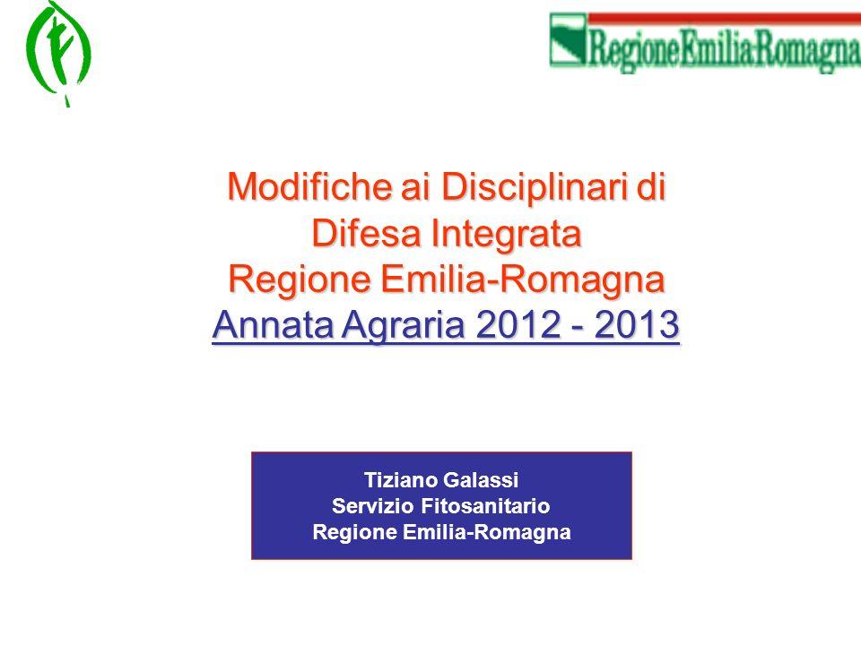 Servizio Fitosanitario Regione Emilia-Romagna