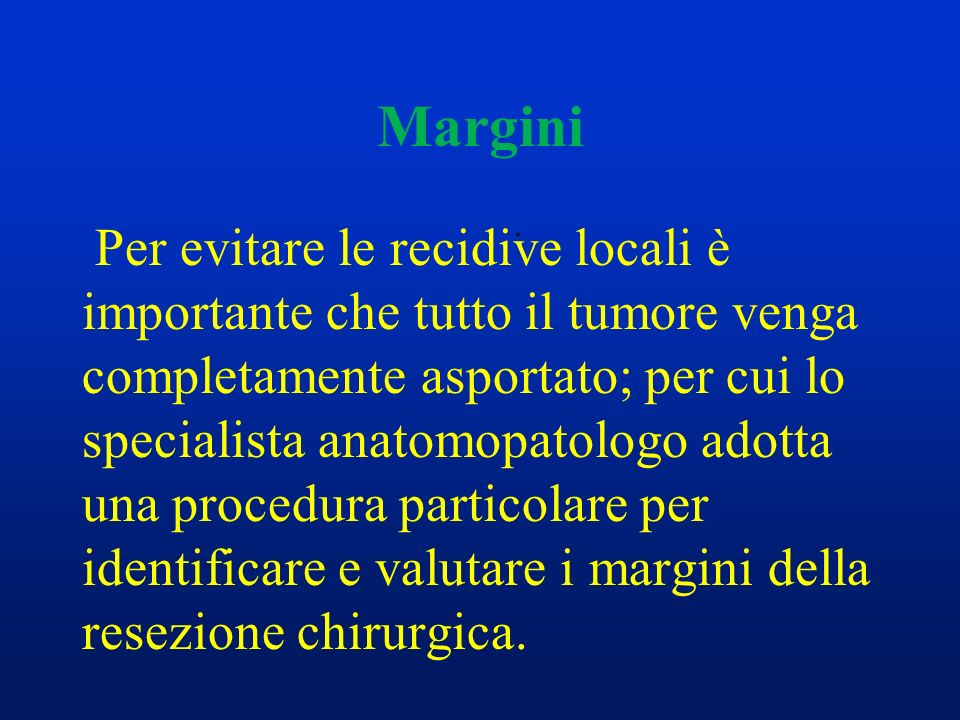 Margini .