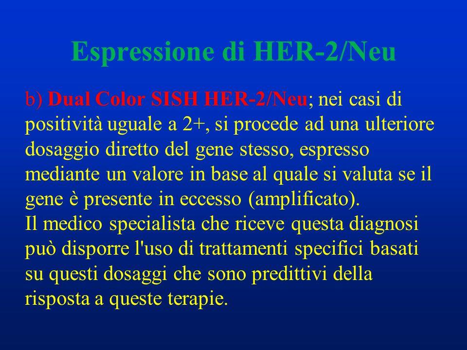 Espressione di HER-2/Neu