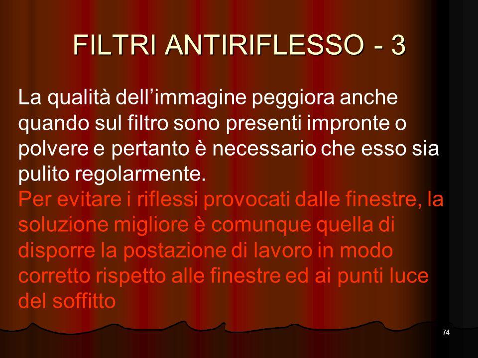 FILTRI ANTIRIFLESSO - 3