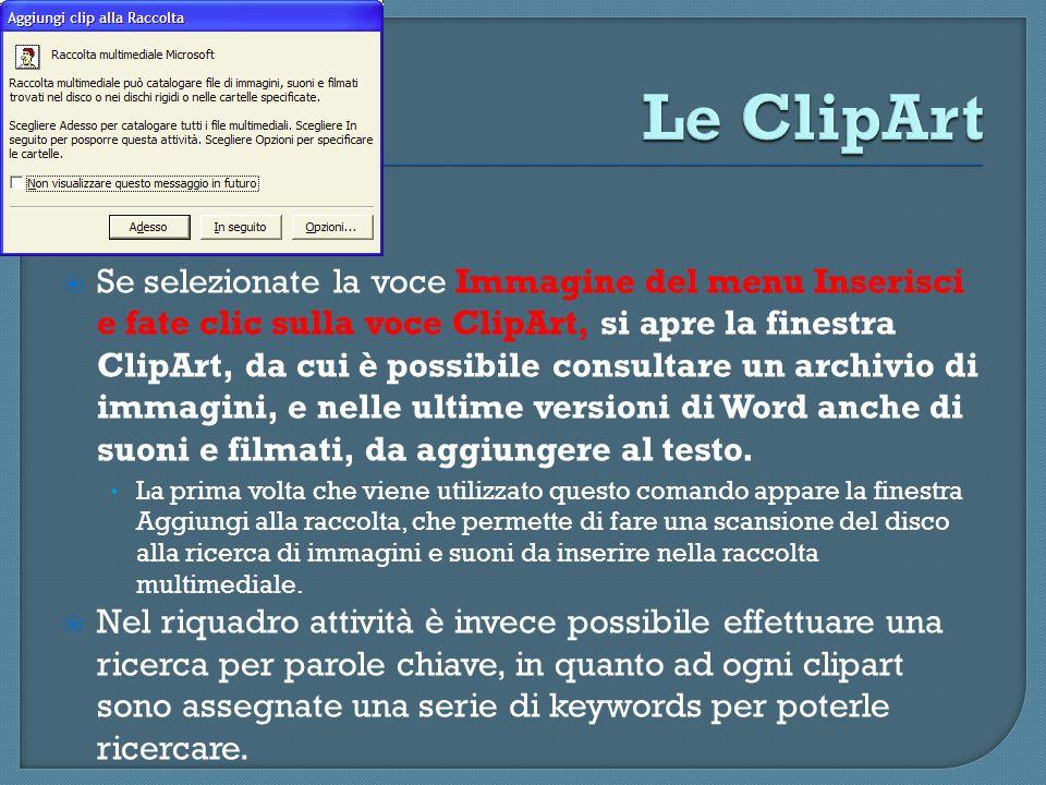 Le ClipArt