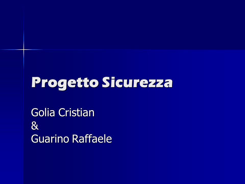 Golia Cristian & Guarino Raffaele
