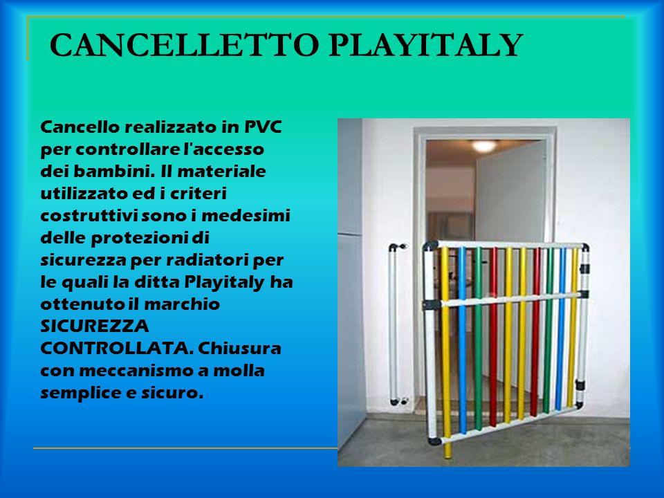 CANCELLETTO PLAYITALY