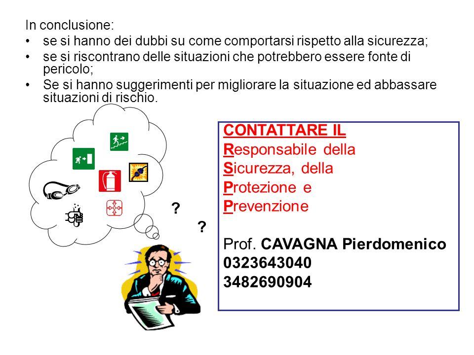 Prof. CAVAGNA Pierdomenico 0323643040 3482690904