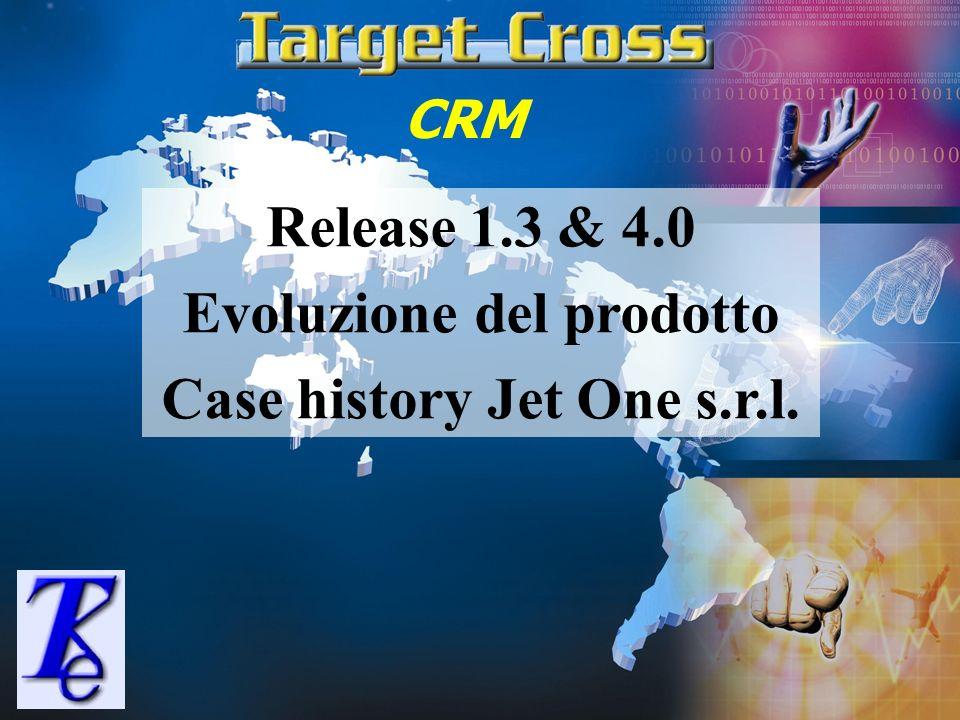 Evoluzione del prodotto Case history Jet One s.r.l.