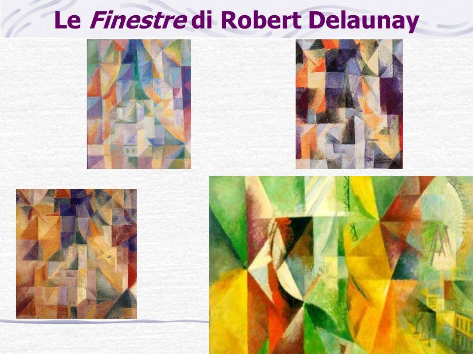 Le Finestre di Robert Delaunay