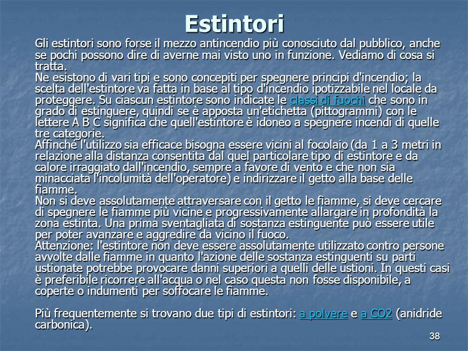 Estintori