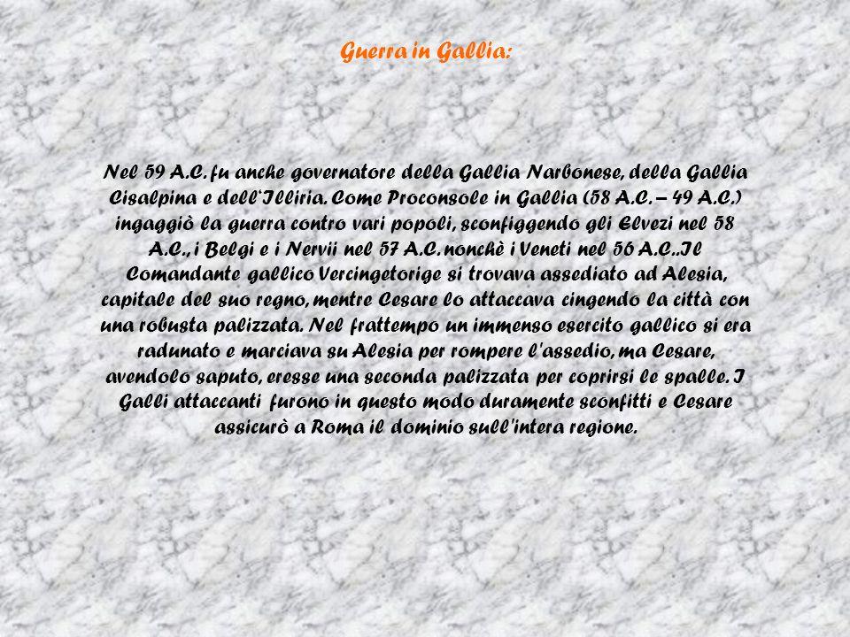 Guerra in Gallia: