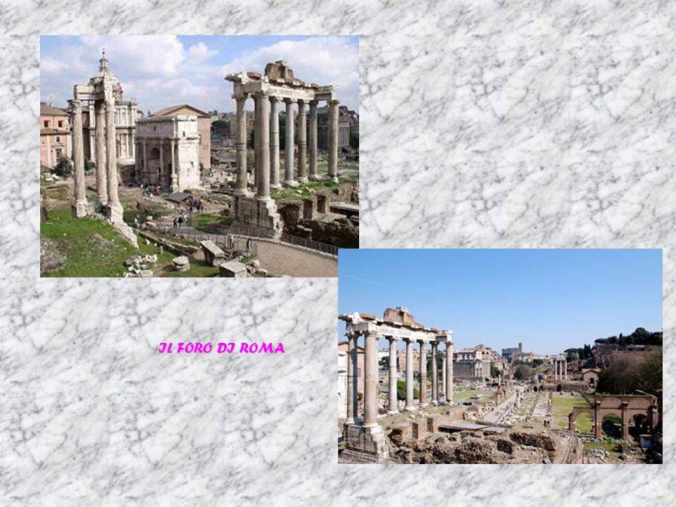 IL FORO DI ROMA