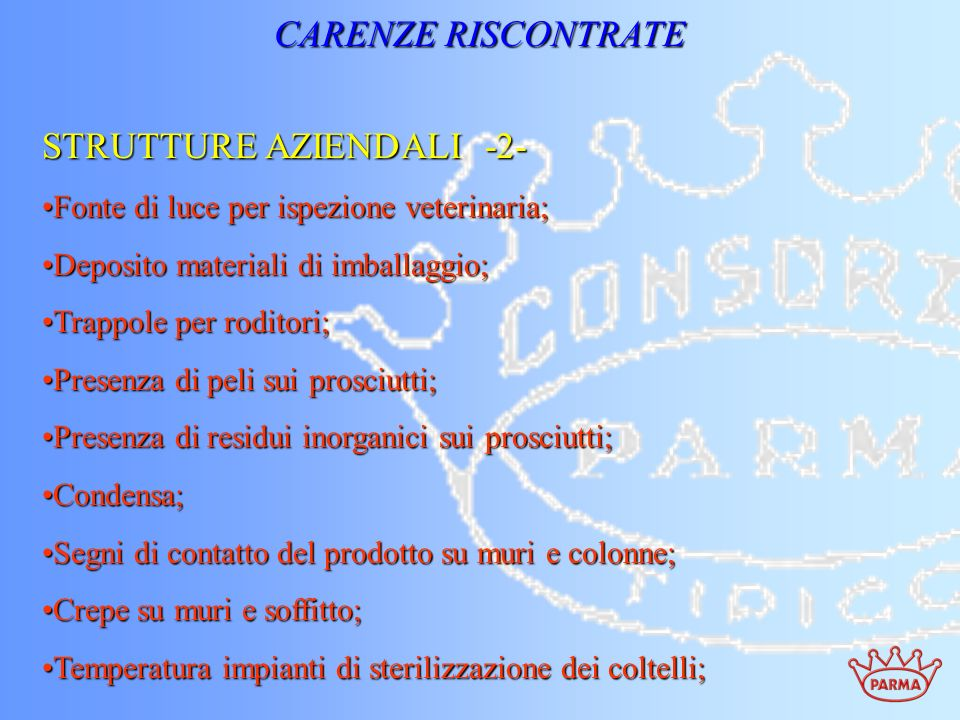 STRUTTURE AZIENDALI -2-