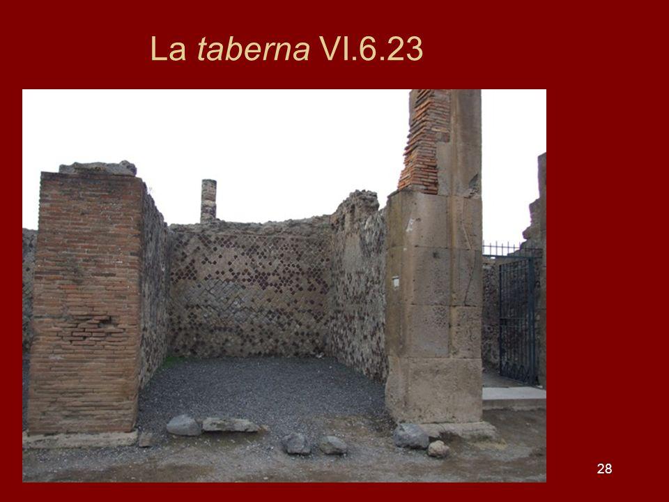 La taberna VI.6.23
