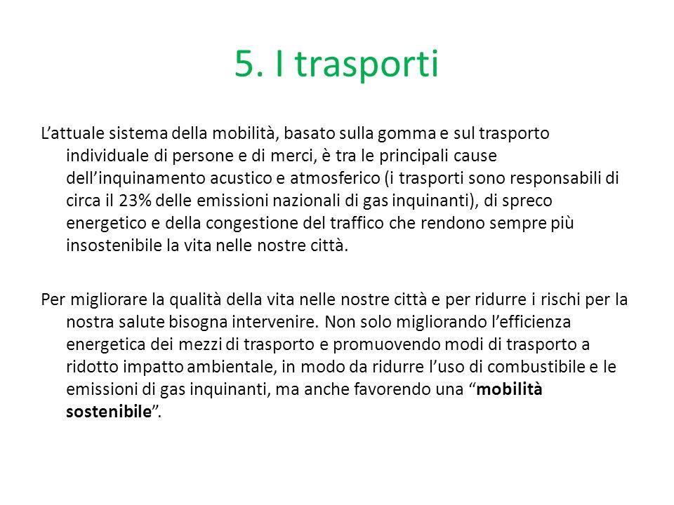 5. I trasporti