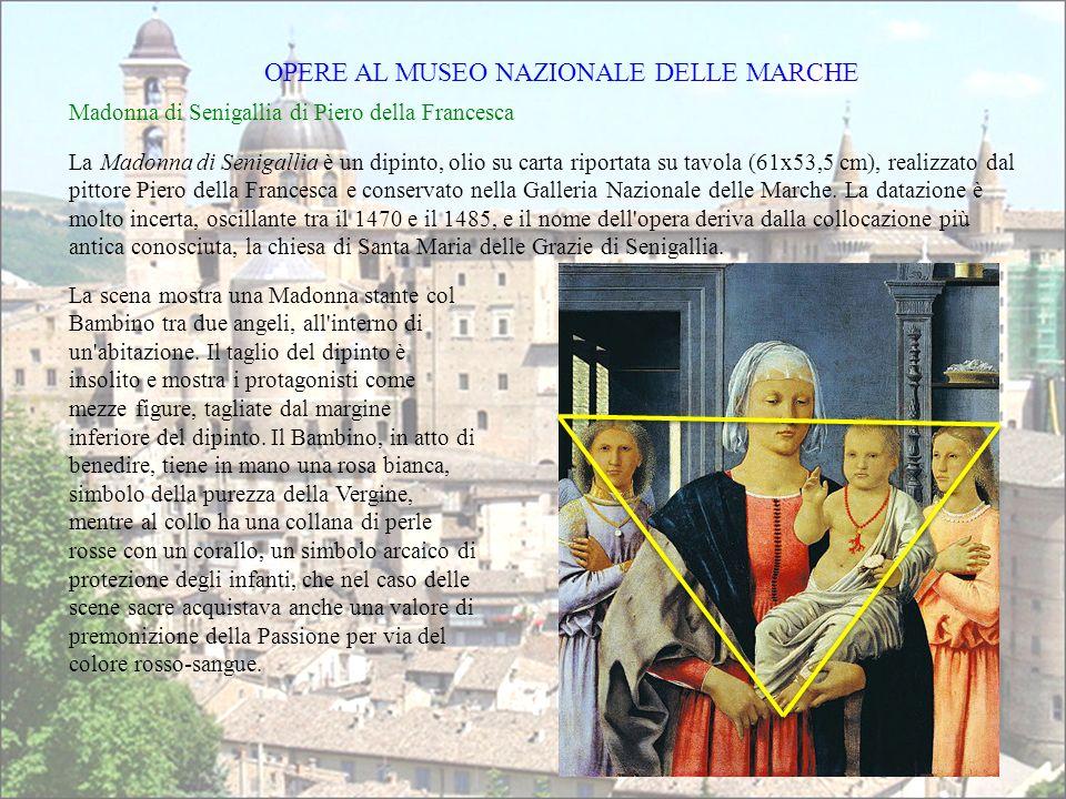 OPERE AL MUSEO NAZIONALE DELLE MARCHE
