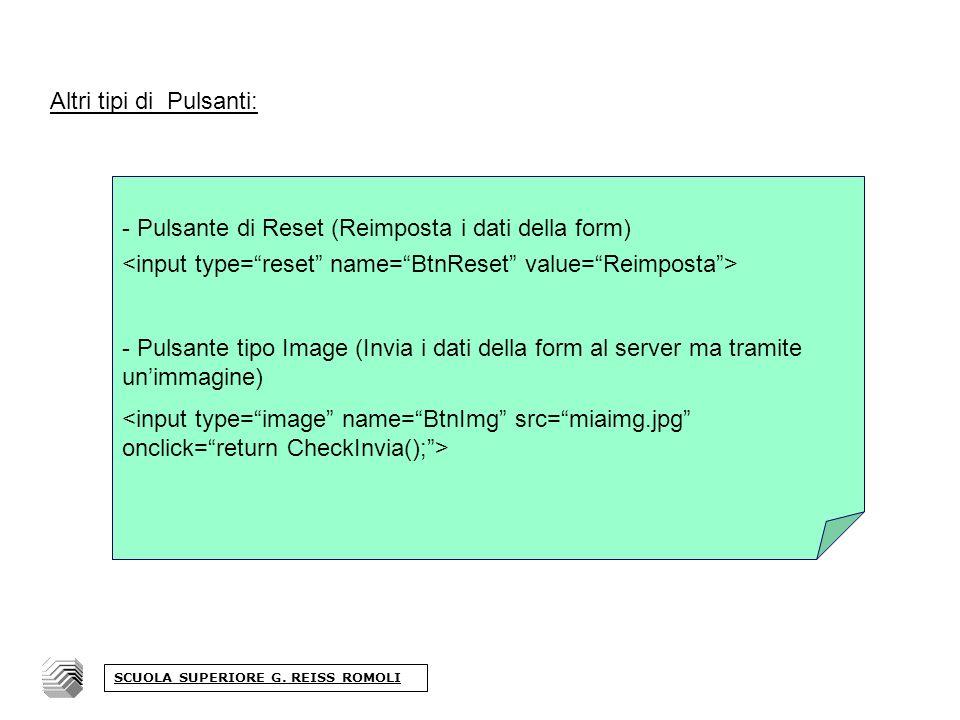 Scuola Superiore G. Reiss Romoli