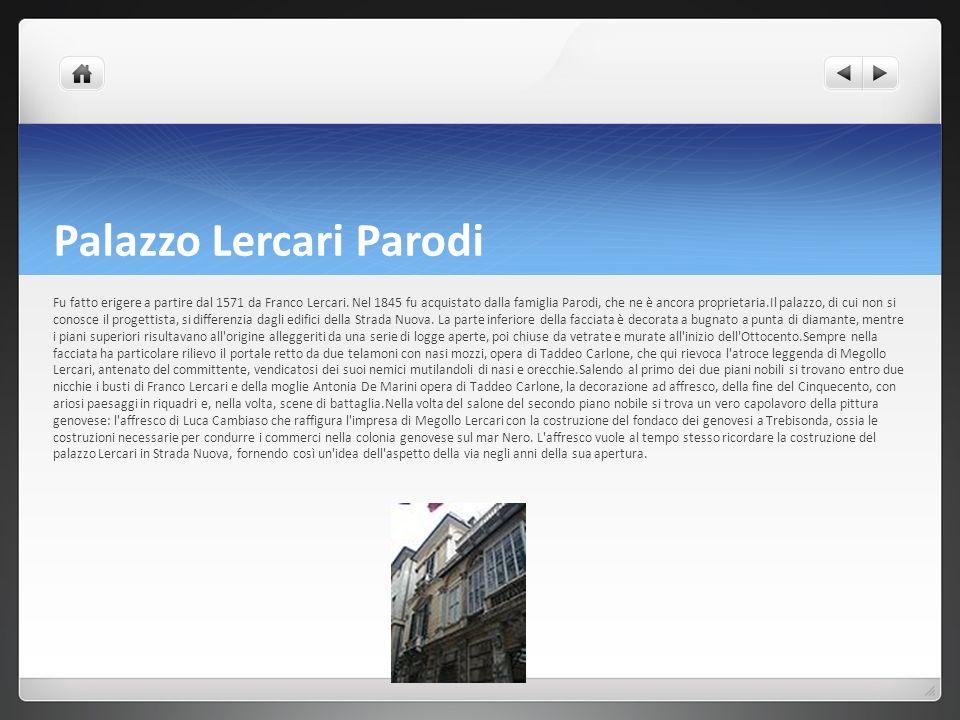 Palazzo Lercari Parodi