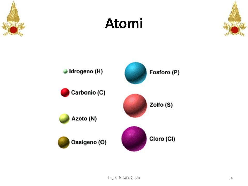 Atomi Ing. Cristiano Cusin