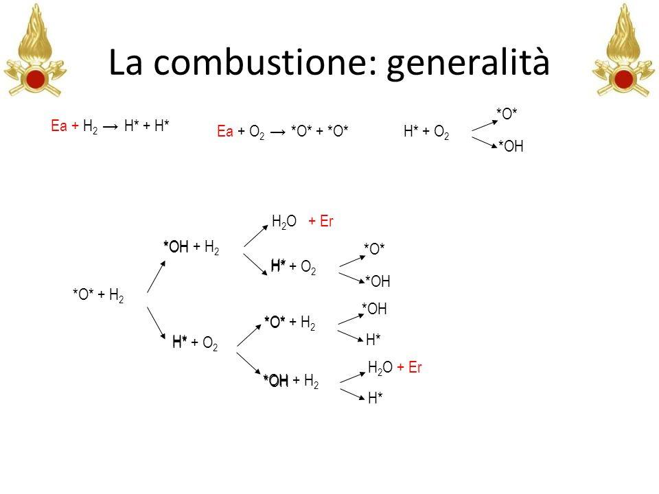 La combustione: generalità