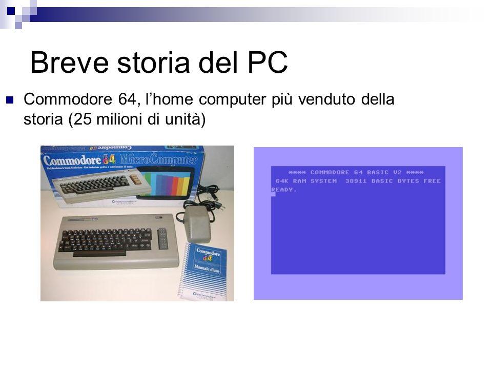 Breve storia del PC Commodore 64, l'home computer più venduto della storia (25 milioni di unità)