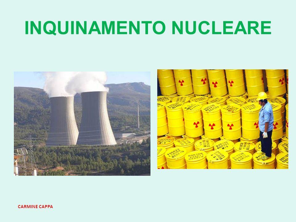 INQUINAMENTO NUCLEARE