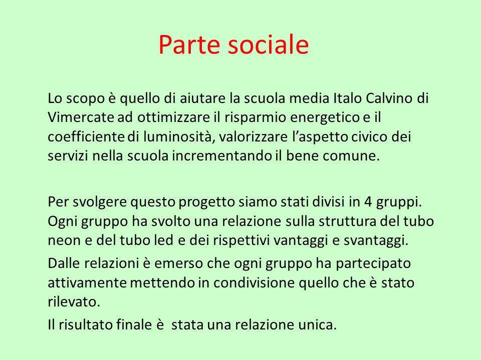 Parte sociale