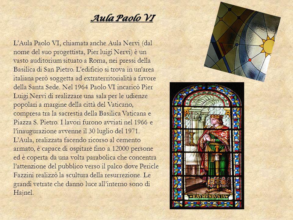 Aula Paolo VI