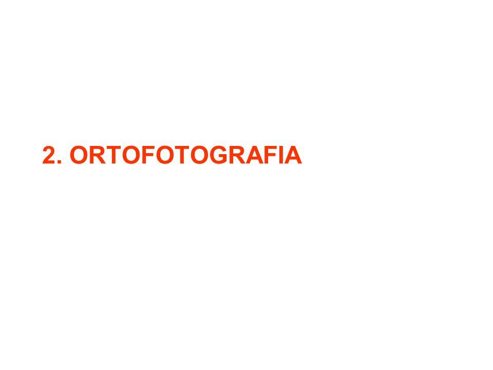 2. ORTOFOTOGRAFIA