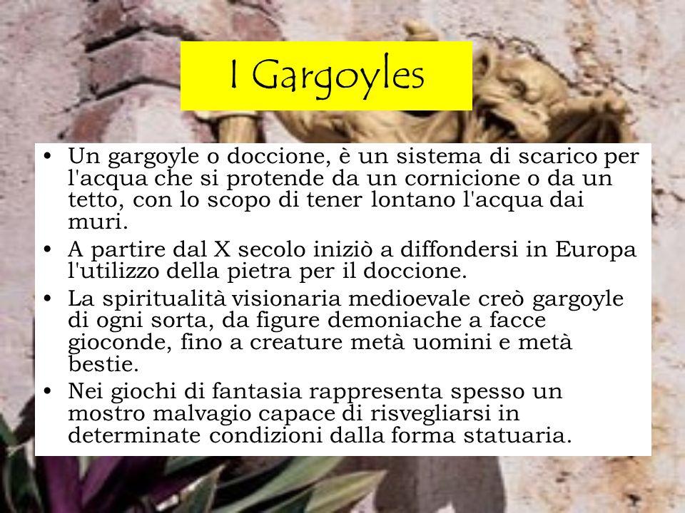I Gargoyles
